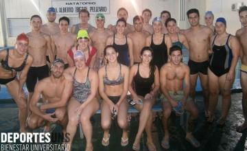 Encuentro de natación